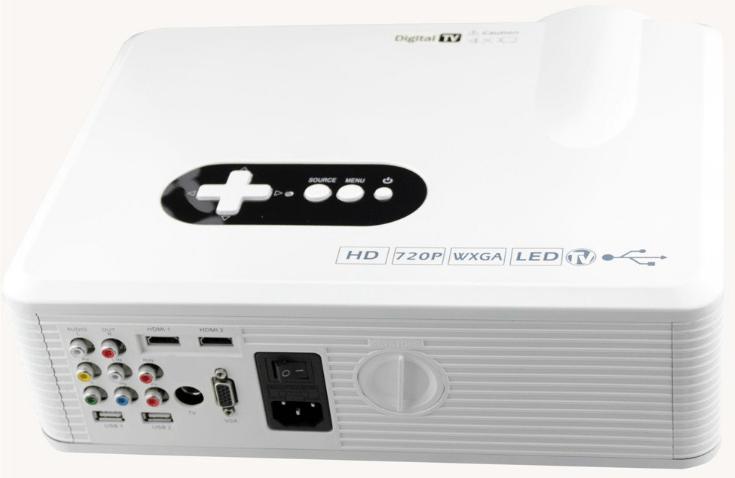 Excelvan 3D HD 2