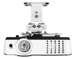 support pour videoprojecteur plafond