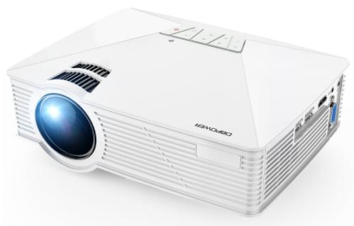 projecteur portable DBPOWER GP15