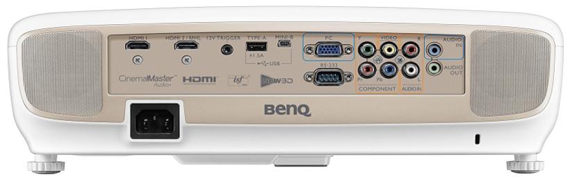 test BenQ W2000