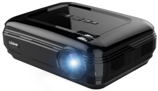 video projecteur HD familiial LESHP