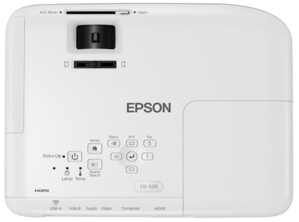 avis Videoprojecteur Epson EB S05