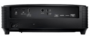 Connectique Optoma HD143X