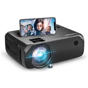 Vidéoprojecteur WiFi BOMAKER GC557